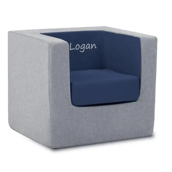 Monte Cubino Chair - Nordic Blue