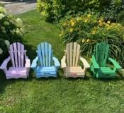 Kids Muskoka Chairs