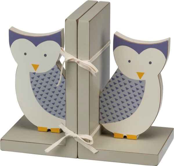 Kids Bookends - Owl