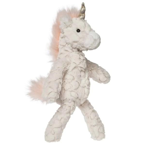 Putty Unicorn Stuffed Animal