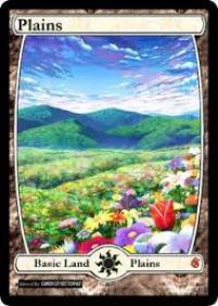 Plains Full Art