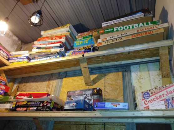 Old Board Games 1