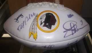 Redskins Ball 2