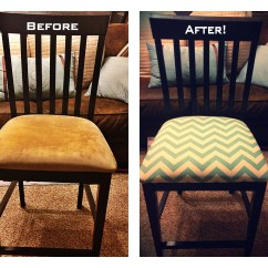Should I Get Chair Covers For My Wedding Zero Gravity Xl And Bar Stool Makeover With Chevron Print Fabric