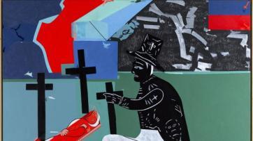 Hervé Télémaque – rétrospective Du 25 février au 18 mais au Centre Pompidou