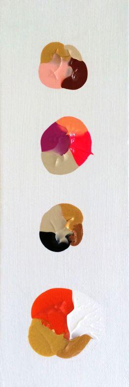 Color Quads | Logan Ledford Art