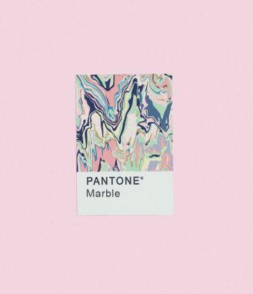 Pantone marbre