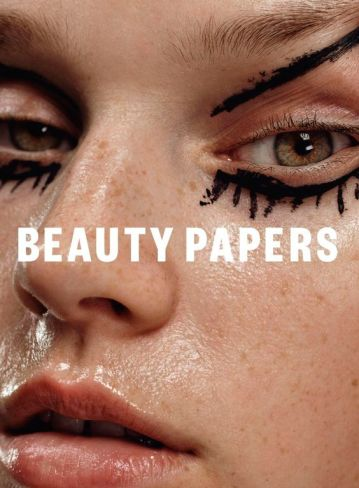 Plasticity Leila Goldkuhl by Paola Kudacki for Beauty Papers Magazine Spring Summer 2016