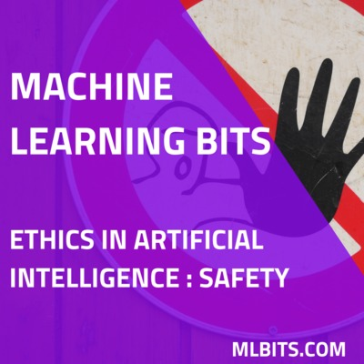 Ethics in Artificial Intelligence : Safety