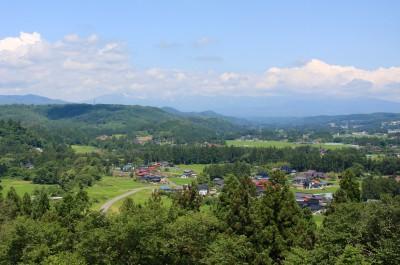 Chuson-ji - Landschaft
