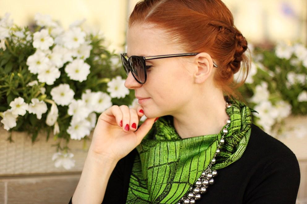 Handmade платок