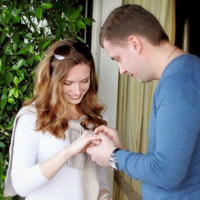 предложение выйти замуж в риме идеи