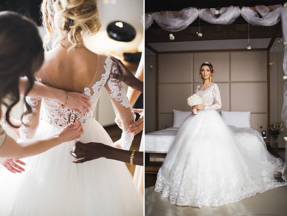 свадьба за границей цена