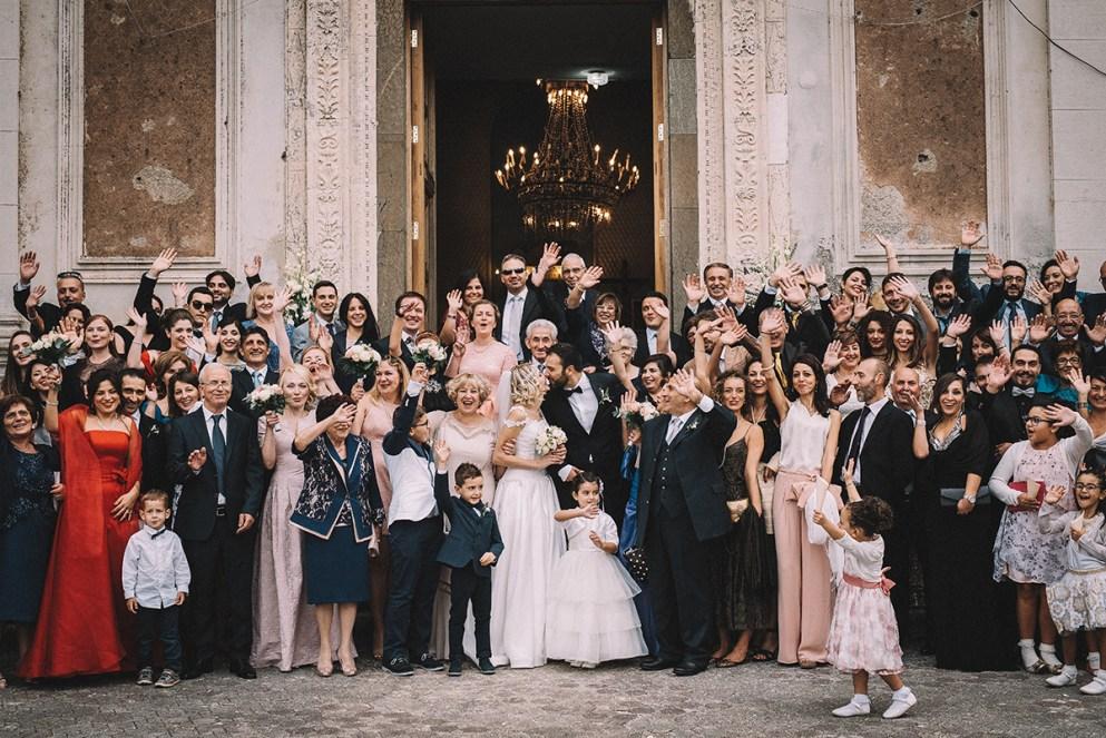 русско-итальянская свадьба