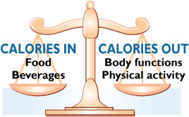 eat well to live well scales