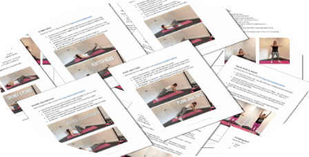 Workout exercises explainer