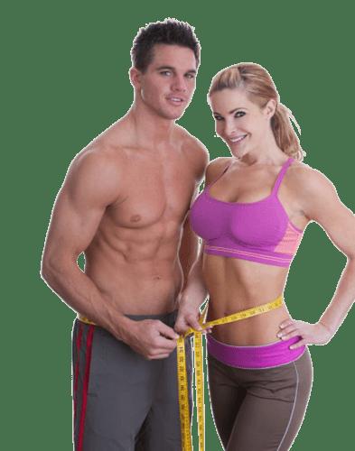 Tabata workout couple