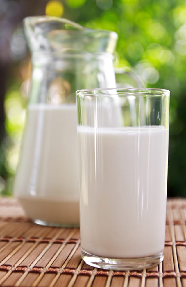 Boost Your Calcium With Homemade Sesame Seed Milk Young
