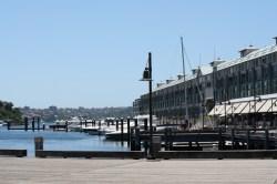 The Woolloomooloo Finger Wharf
