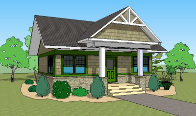 Small Two Bedroom House Plans Low Cost 1200 Sq Ft one Story Blueprint Drawings