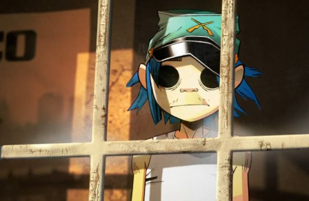 2D (Lead vocalist, keyboard and melodica)