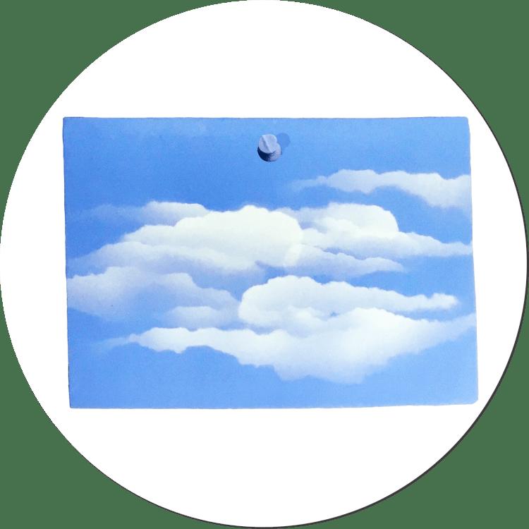 CloudsPostCard
