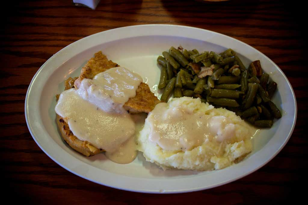 Youngblood's Cafe Texas Cookin' - Boneless Pork Chops