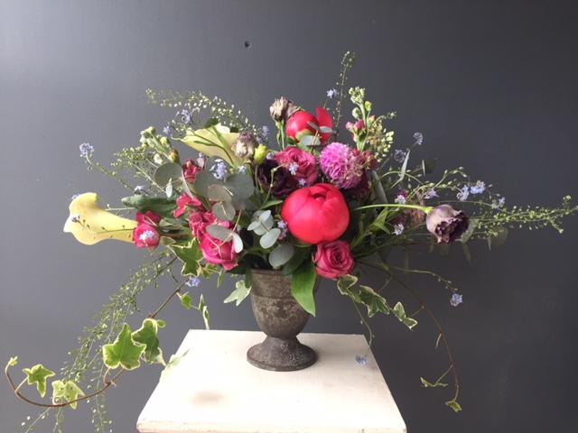 Flower workshops, bath