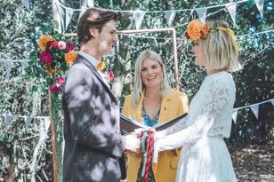 South west, wedding florist