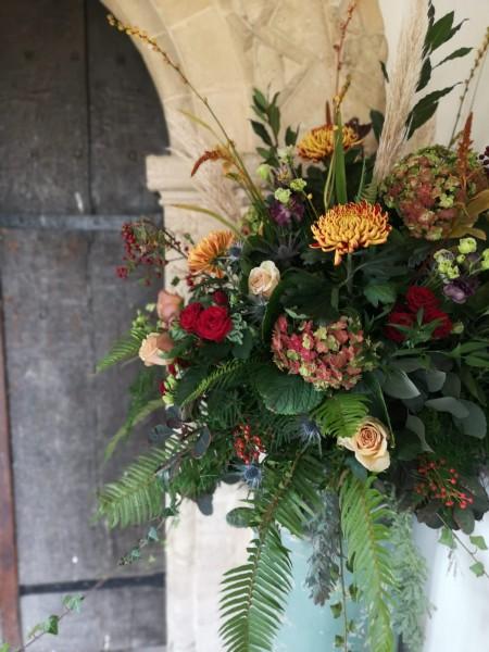 Wiltshire, wedding flowers