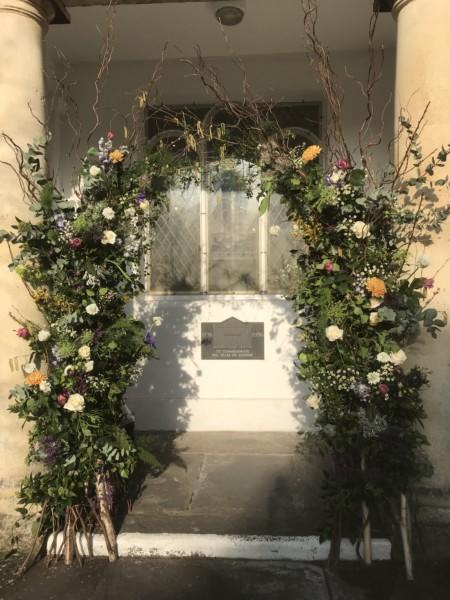 Florists workshops, wiltshire