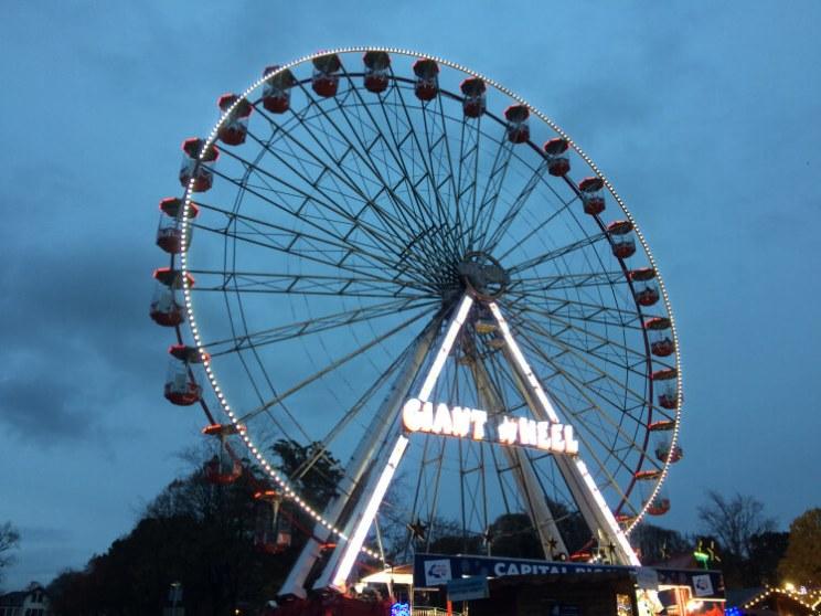 Giant Wheel Cardiff