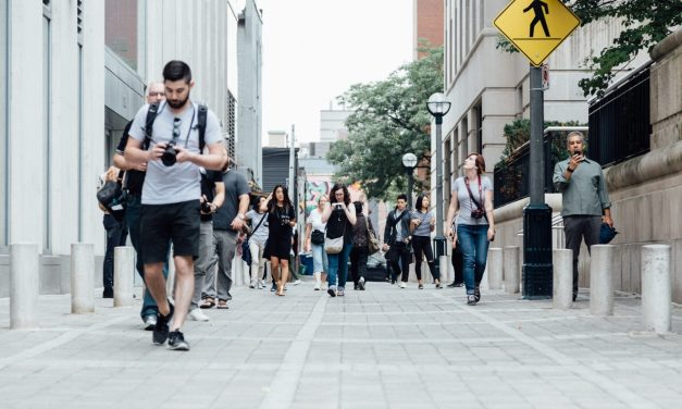GUEST POST: What Happens When Your Head is Down