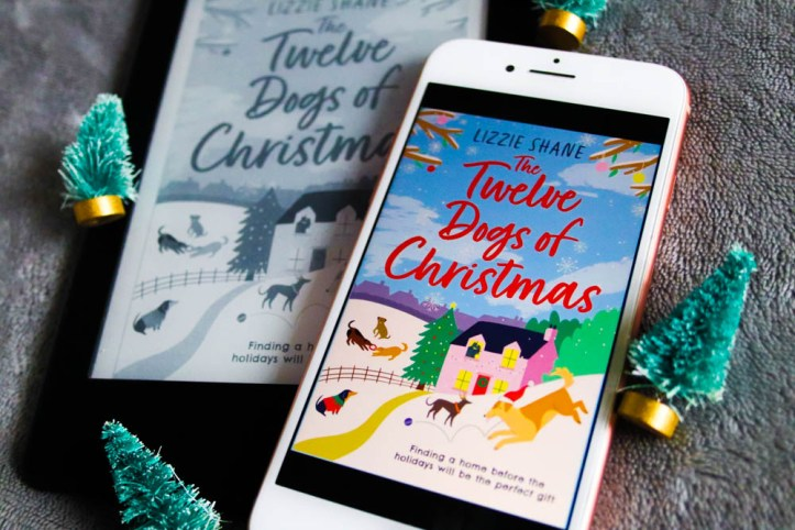 The Twelve Dogs of Christmas by Lizzie Shane  Photo by Melissa Young (Young Creative Press)