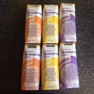 Taster Pack: Orange & Pineapple, Grapefruit and Summer Fruits