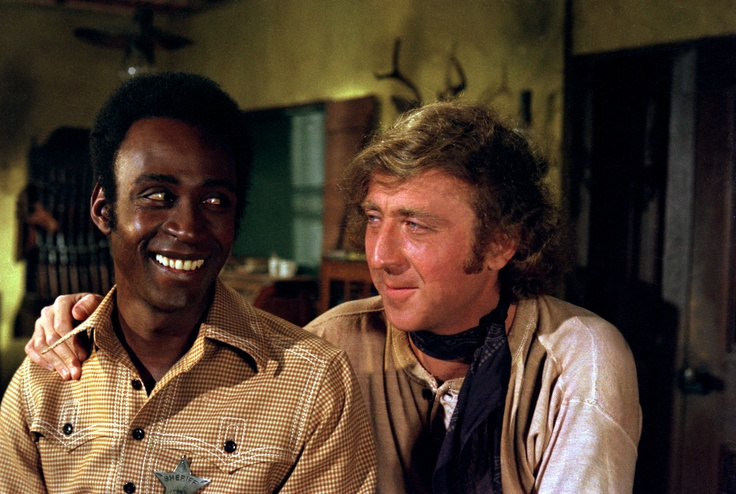 Screenshot from Blazing Saddles