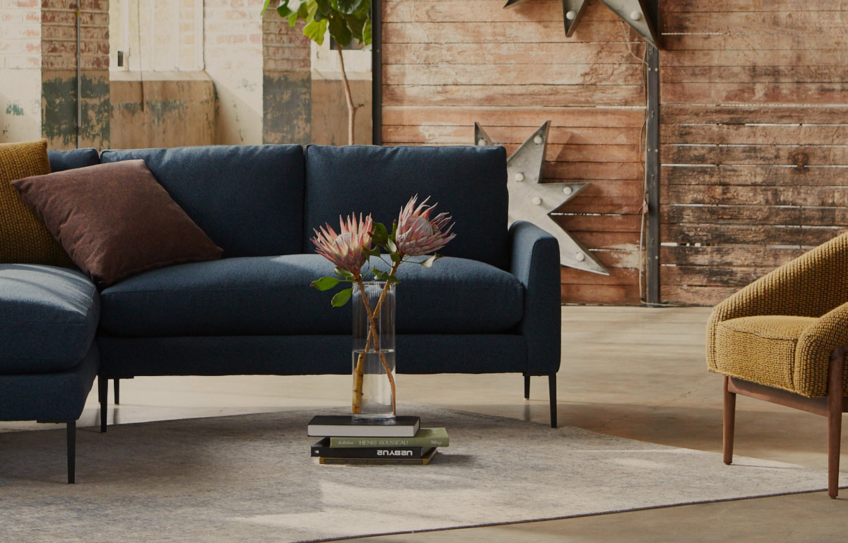 younger sofa james pink bed uk sofas michael collection fabric leather by