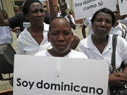 Haitian Dominicans fighting for rights