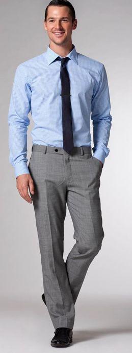 business attire for men