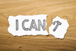 "Picture of ""yes, i can"""