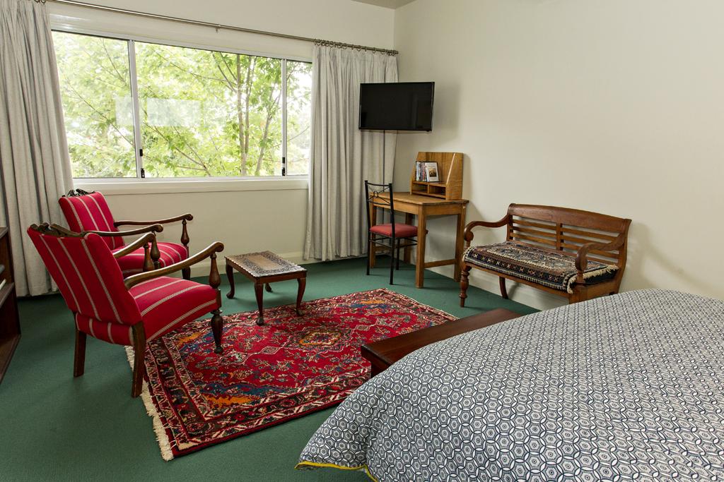 Eastern bedroom