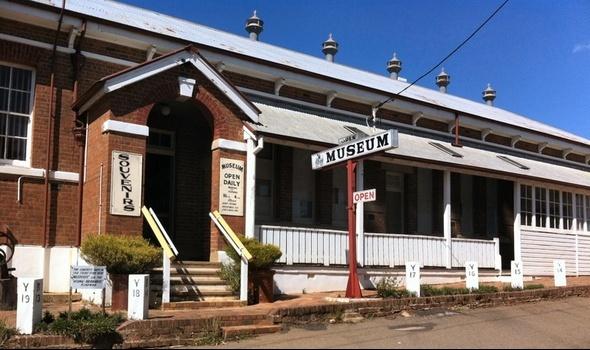 Lambing Flat Folk Museum