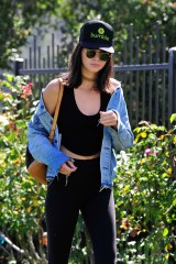 Exclusive - Los Angeles, CA - 09/05/2016 - Kendall Jenner out and about in LA. -PICTURED: Kendall Jenner -PHOTO by: Jesse Bauer/startraksphoto.com -JSS341345 Editorial - Rights Managed Image - Please contact www.startraksphoto.com for licensing fee Startraks Photo Startraks Photo New York, NY For licensing please call 212-414-9464 or email sales@startraksphoto.com Image may not be published in any way that is or might be deemed defamatory, libelous, pornographic, or obscene. Please consult our sales department for any clarification or question you may have Startraks Photo reserves the right to pursue unauthorized users of this image. If you violate our intellectual property you may be liable for actual damages, loss of income, and profits you derive from the use of this image, and where appropriate, the cost of collection and/or statutory damages.
