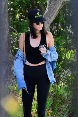 Exclusive - Los Angeles, CA - 09/05/2016 - Kendall Jenner out and about in LA. -PICTURED: Kendall Jenner -PHOTO by: Jesse Bauer/startraksphoto.com -JSS341348 Editorial - Rights Managed Image - Please contact www.startraksphoto.com for licensing fee Startraks Photo Startraks Photo New York, NY For licensing please call 212-414-9464 or email sales@startraksphoto.com Image may not be published in any way that is or might be deemed defamatory, libelous, pornographic, or obscene. Please consult our sales department for any clarification or question you may have Startraks Photo reserves the right to pursue unauthorized users of this image. If you violate our intellectual property you may be liable for actual damages, loss of income, and profits you derive from the use of this image, and where appropriate, the cost of collection and/or statutory damages.