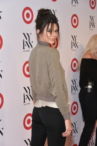 attends Target + IMG's NYFW kickoff at The Park at Moynihan Station on September 6, 2017 in New York City.