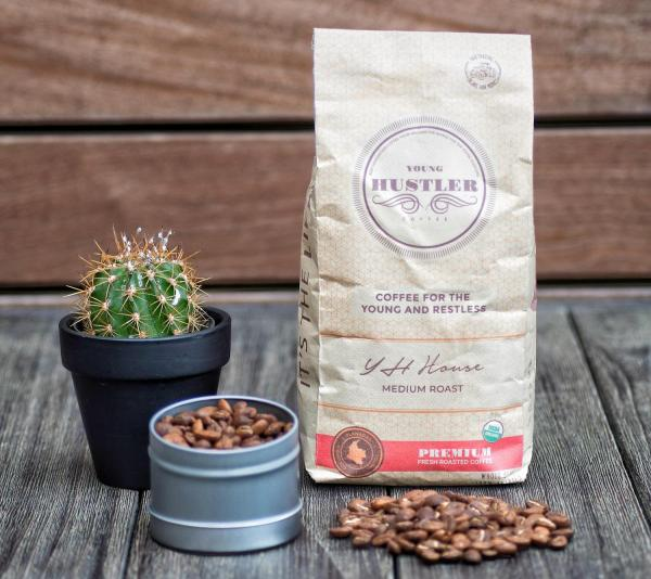 YH House Premium Organic Young Hustler Coffee