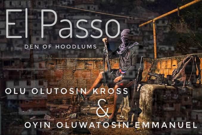 EL PASSO, DEN OF HOODLUMS