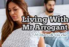 Photo of Living with Mr Arrogant – A New Romantic Thriller