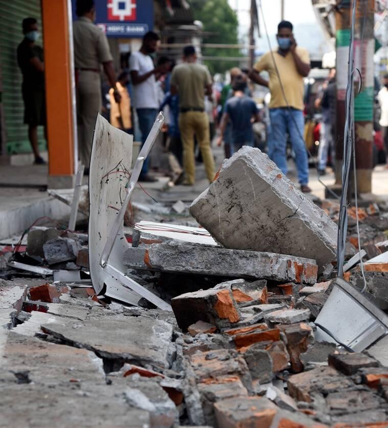 Assam Earthquake 2021 Analysis