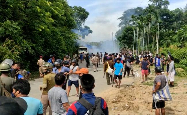 Assam – Mizoram Border Disputes